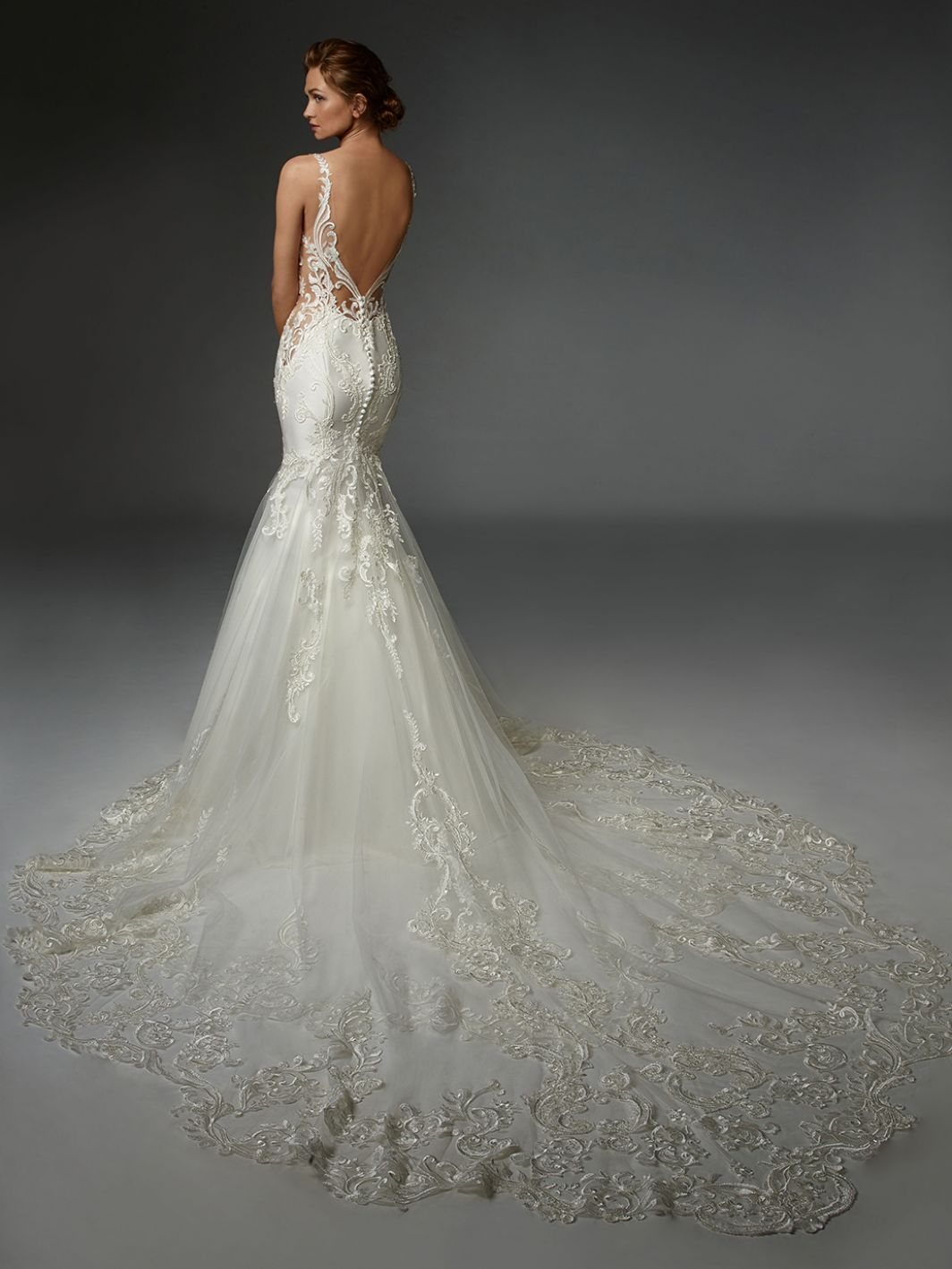 Henriette - New, Gown, Élysée by Enzoani - Eternal Bridal