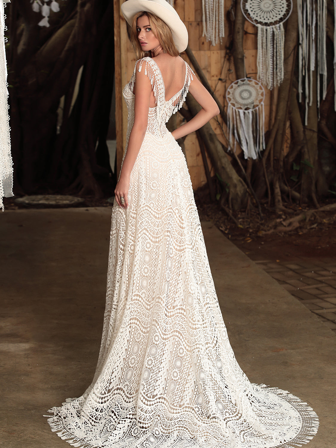 Jamie - New, Gown, Chic Nostalgia - Eternal Bridal