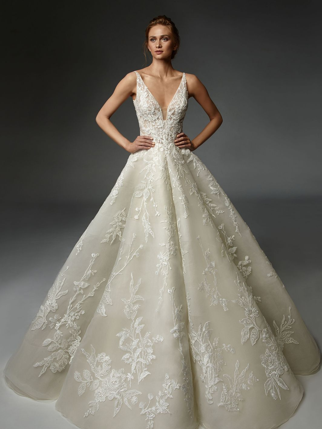 Juliette - New, Gown, Élysée by Enzoani - Eternal Bridal
