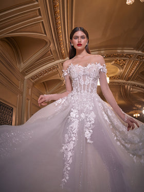 Lynn - New, Gown, Galia Lahav Haute Couture - Eternal Bridal