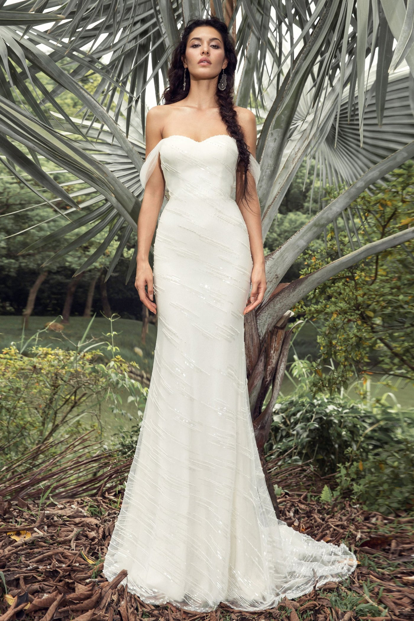 Mia - Sample Gown, Online Sample Sale, Chic Nostalgia - Sample Gown - Eternal Bridal