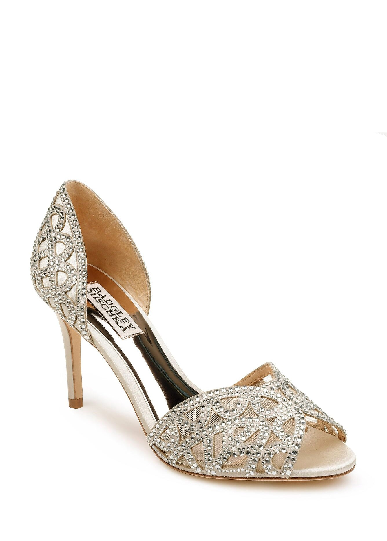 Harris - Last Pair, Shoes, Badgley Mischka - Eternal Bridal