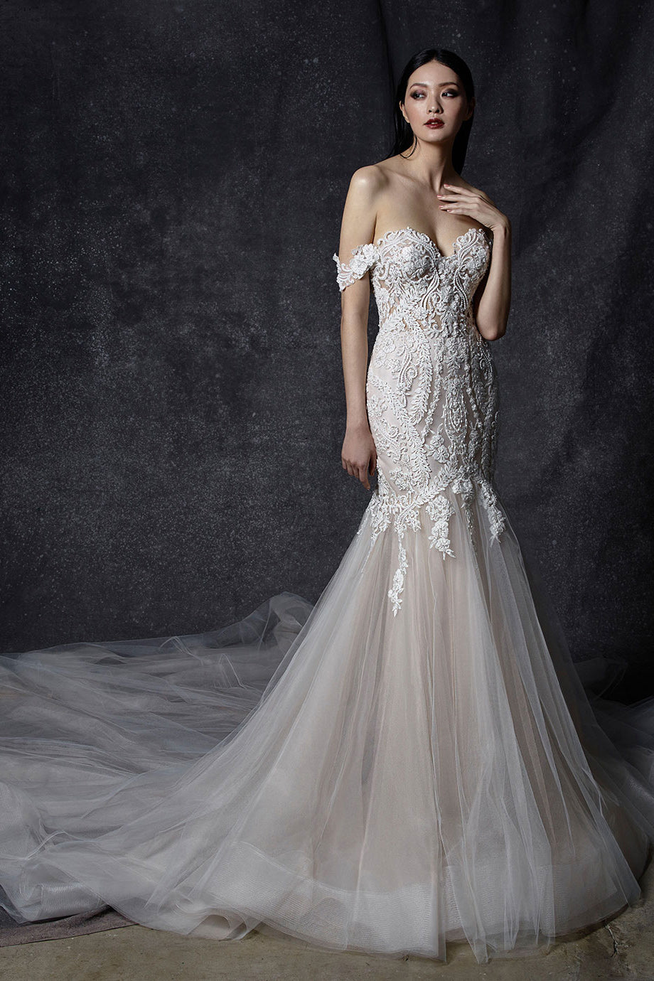 Octavia, Gown, Enzoani - Eternal Bridal