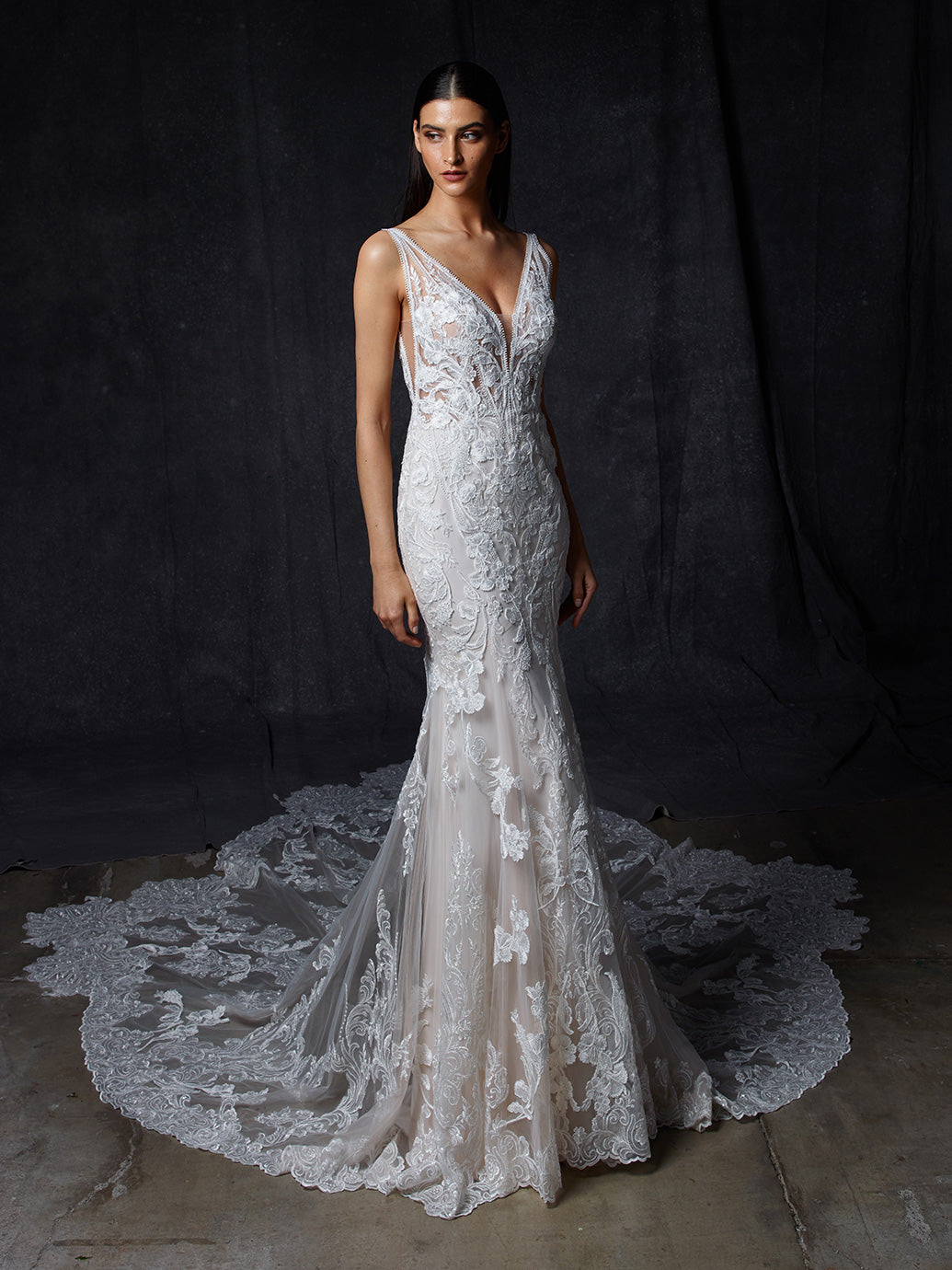 Olaya- New, Gown, Enzoani - Eternal Bridal