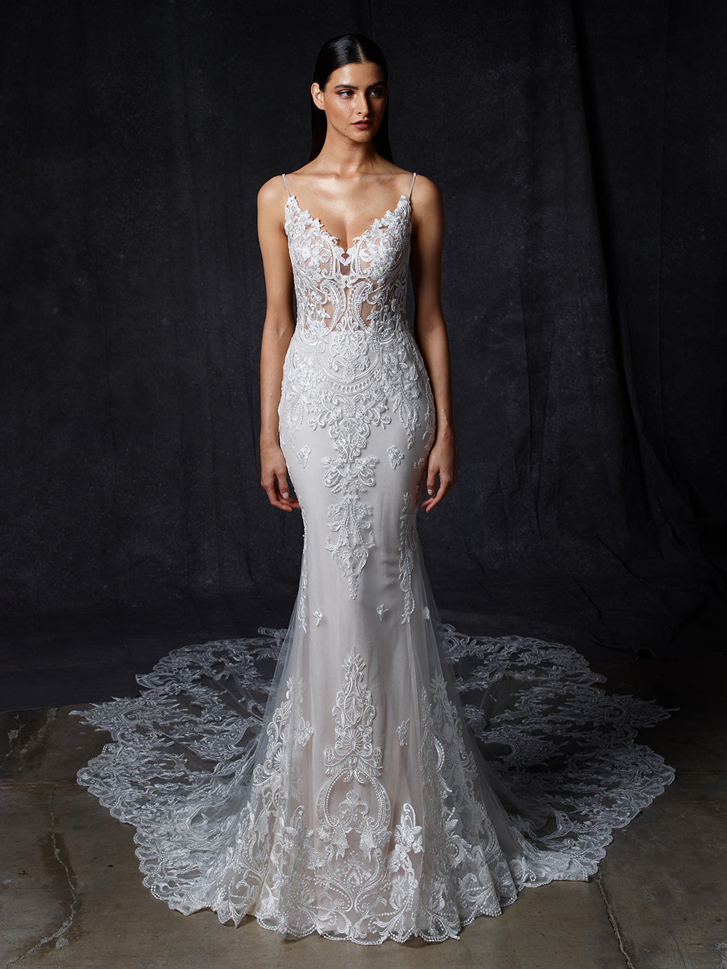 Olyvia- New, Gown, Enzoani - Eternal Bridal