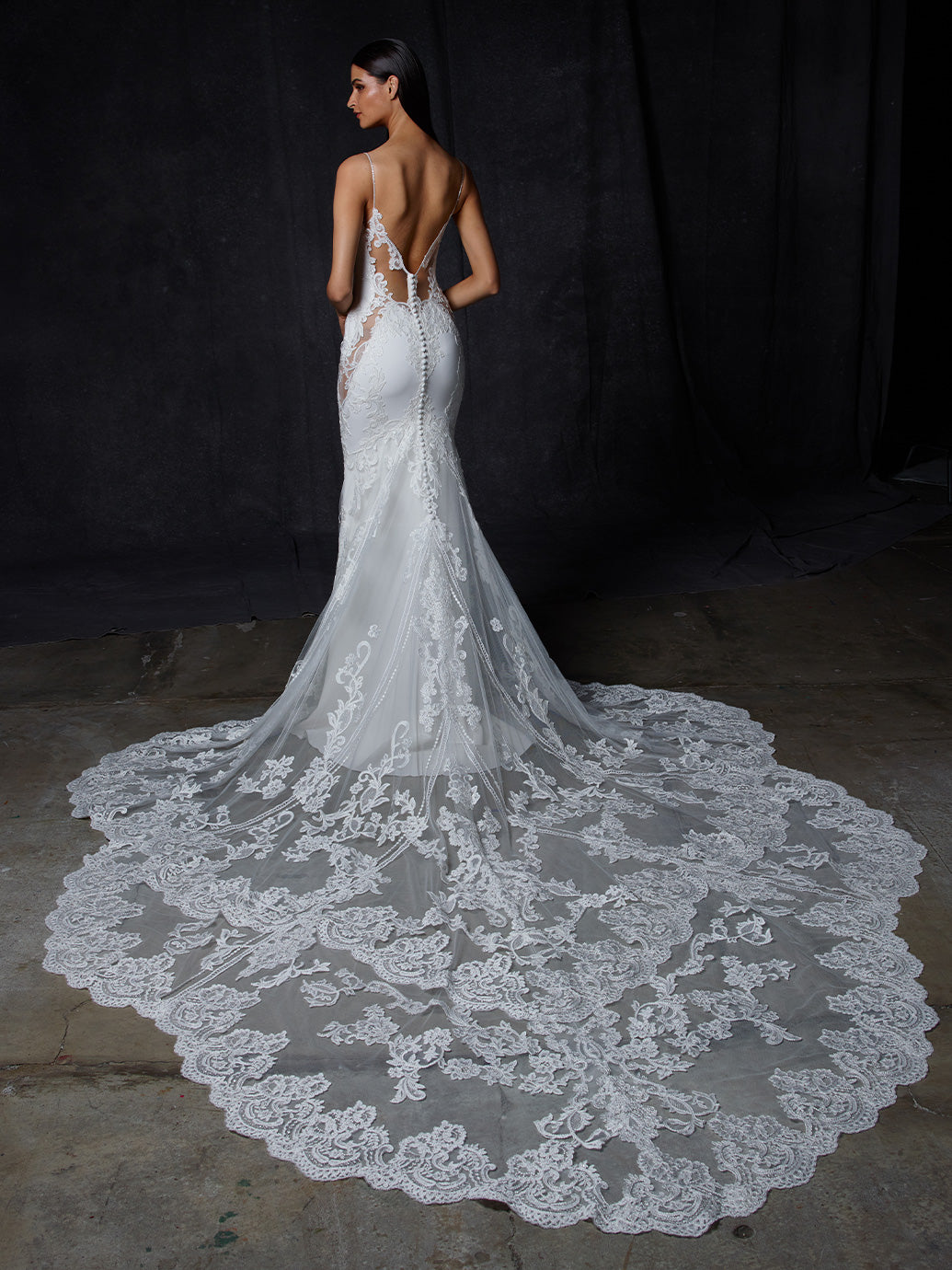 Ondra- Coming Soon, Gown, Enzoani - Eternal Bridal