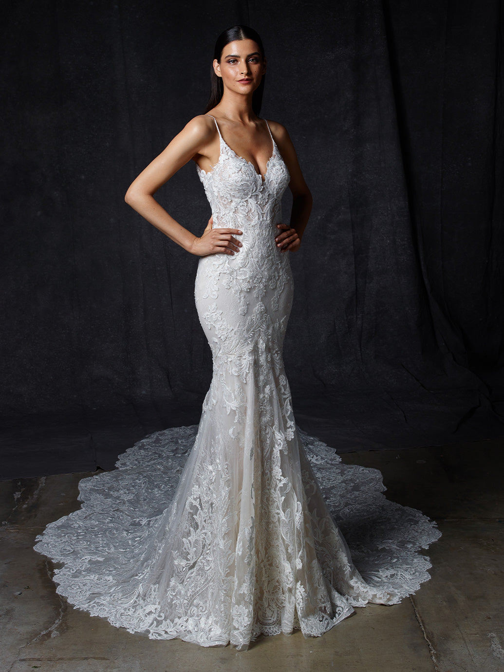 Oprah - New, Gown, Enzoani - Eternal Bridal