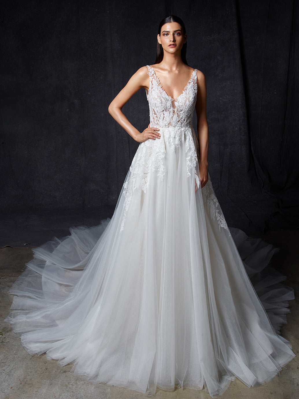 Opus - New, Gown, Enzoani - Eternal Bridal