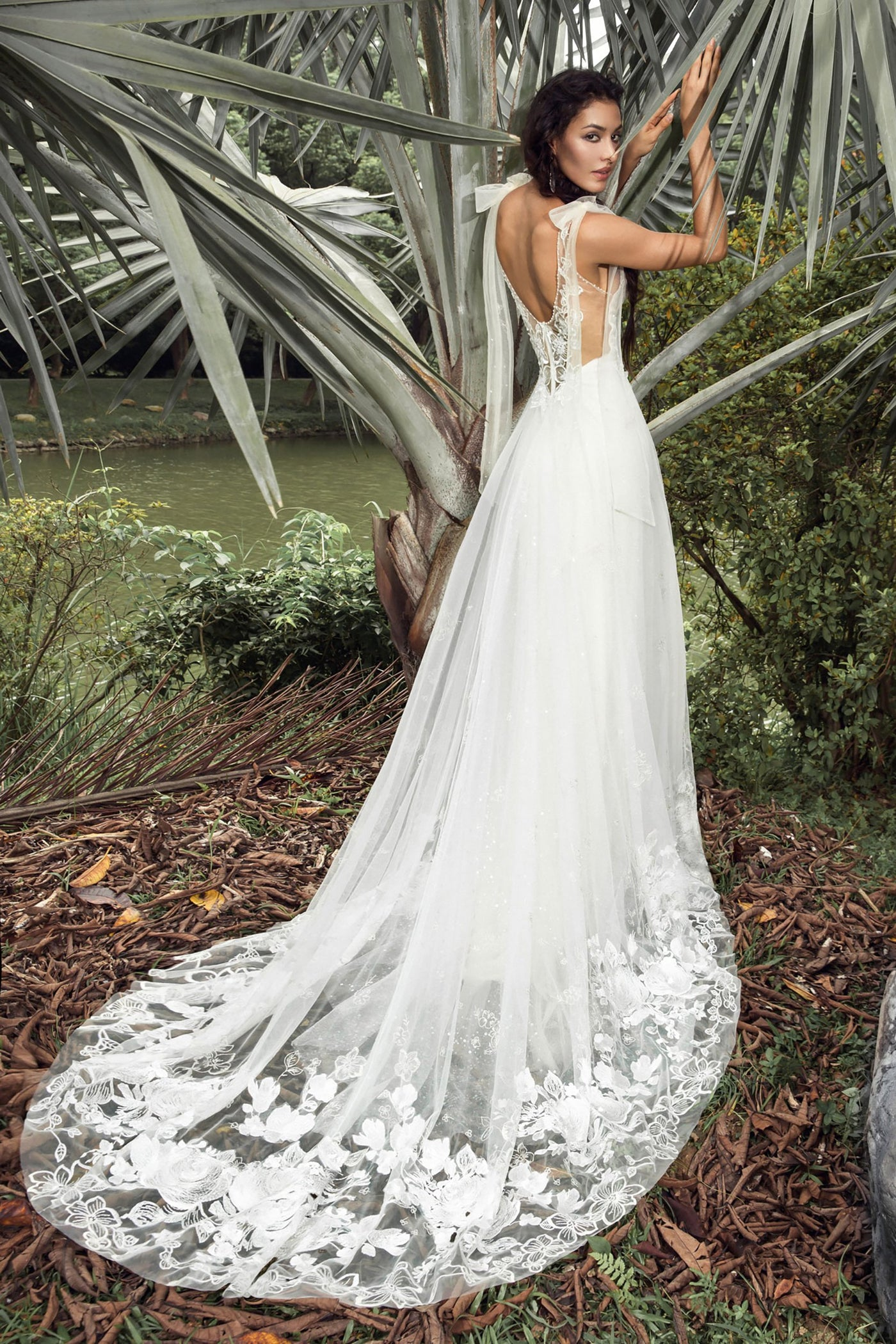 Paloma - Sample Gown, Online Sample Sale, Chic Nostalgia - Sample Gown - Eternal Bridal
