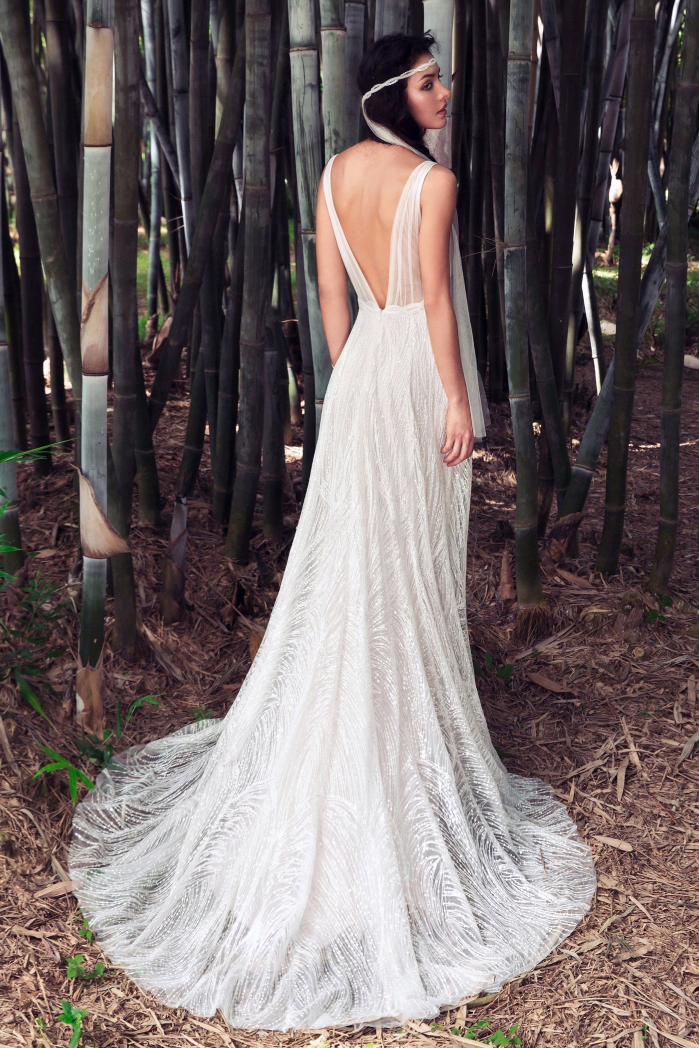 Quill - Sample Gown, Online Sample Sale, Chic Nostalgia - Sample Gown - Eternal Bridal