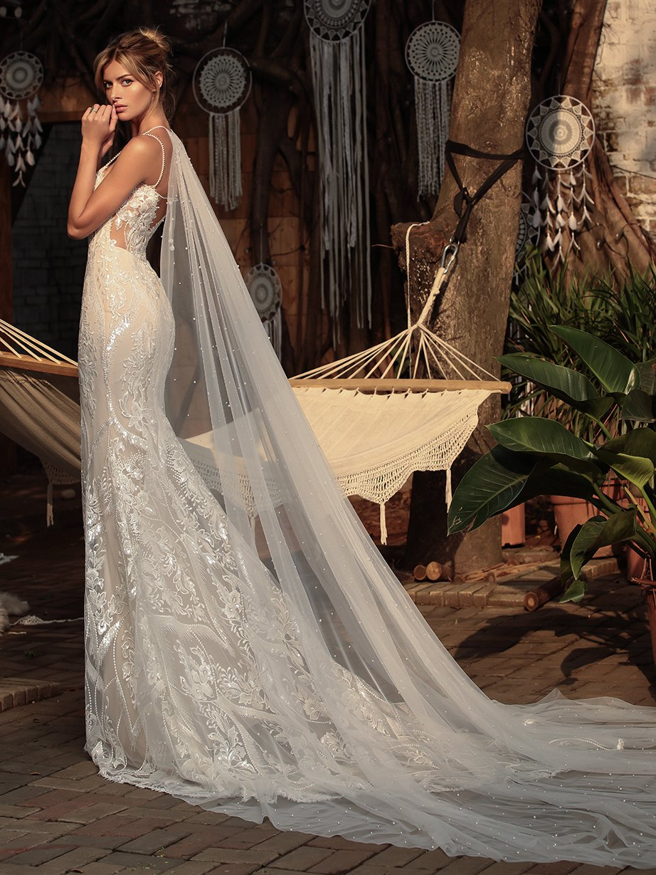 Roza - Sample Gown, Online Sample Sale, Chic Nostalgia - Sample Gown - Eternal Bridal