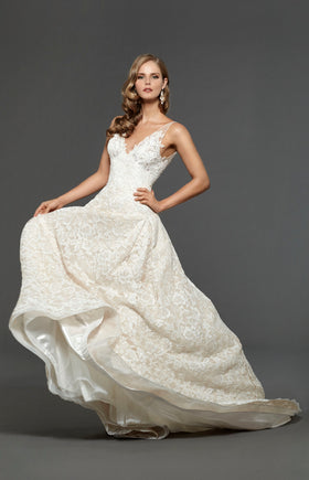 Suzanna - Sample Gown