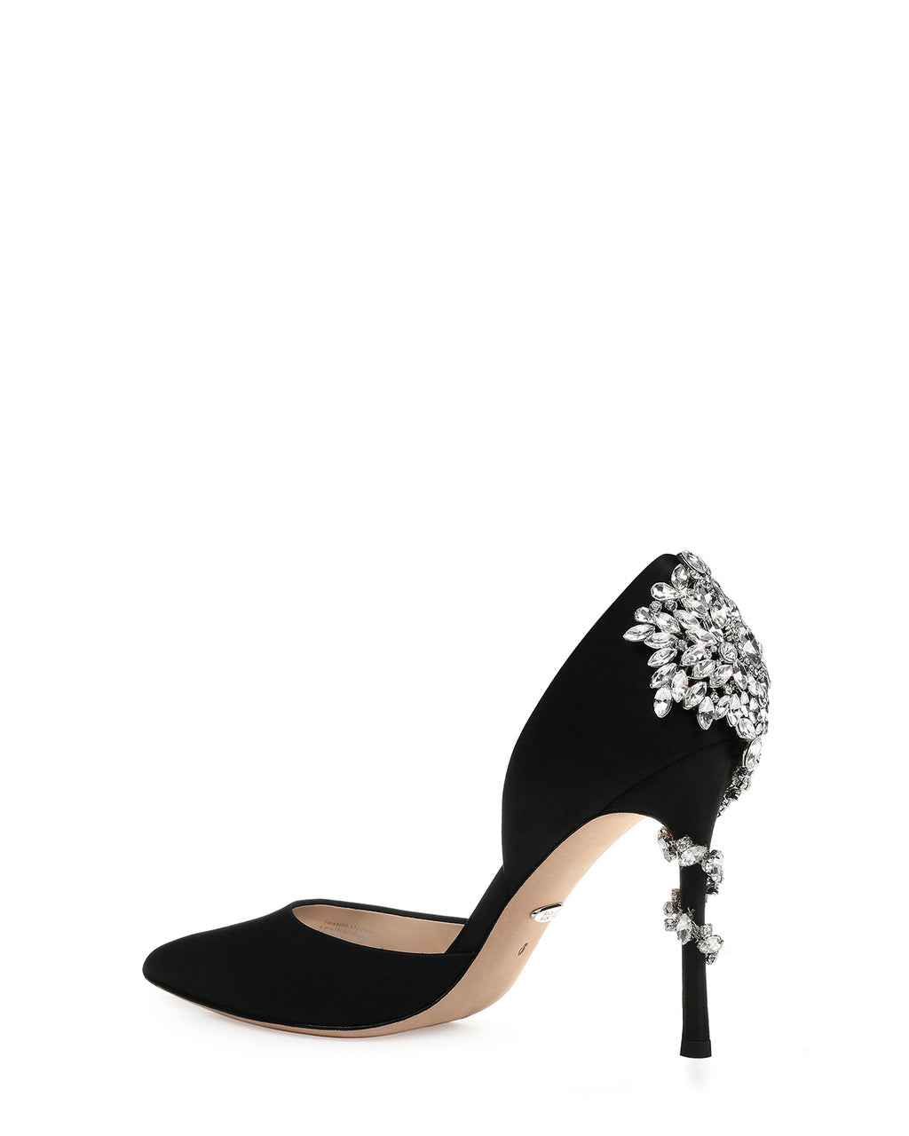 Vogue - Black - New, Shoes, Badgley Mischka - Eternal Bridal