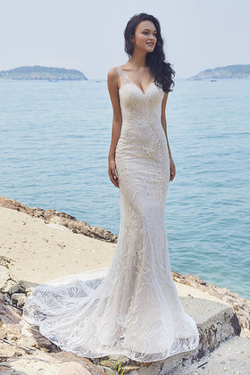 Virena - Sample Gown, Online Sample Sale, Chic Nostalgia - Sample Gown - Eternal Bridal