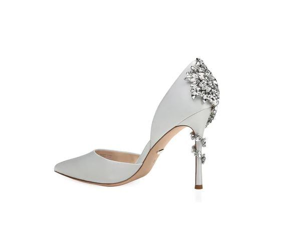 Vogue, Shoes, Badgley Mischka - Eternal Bridal