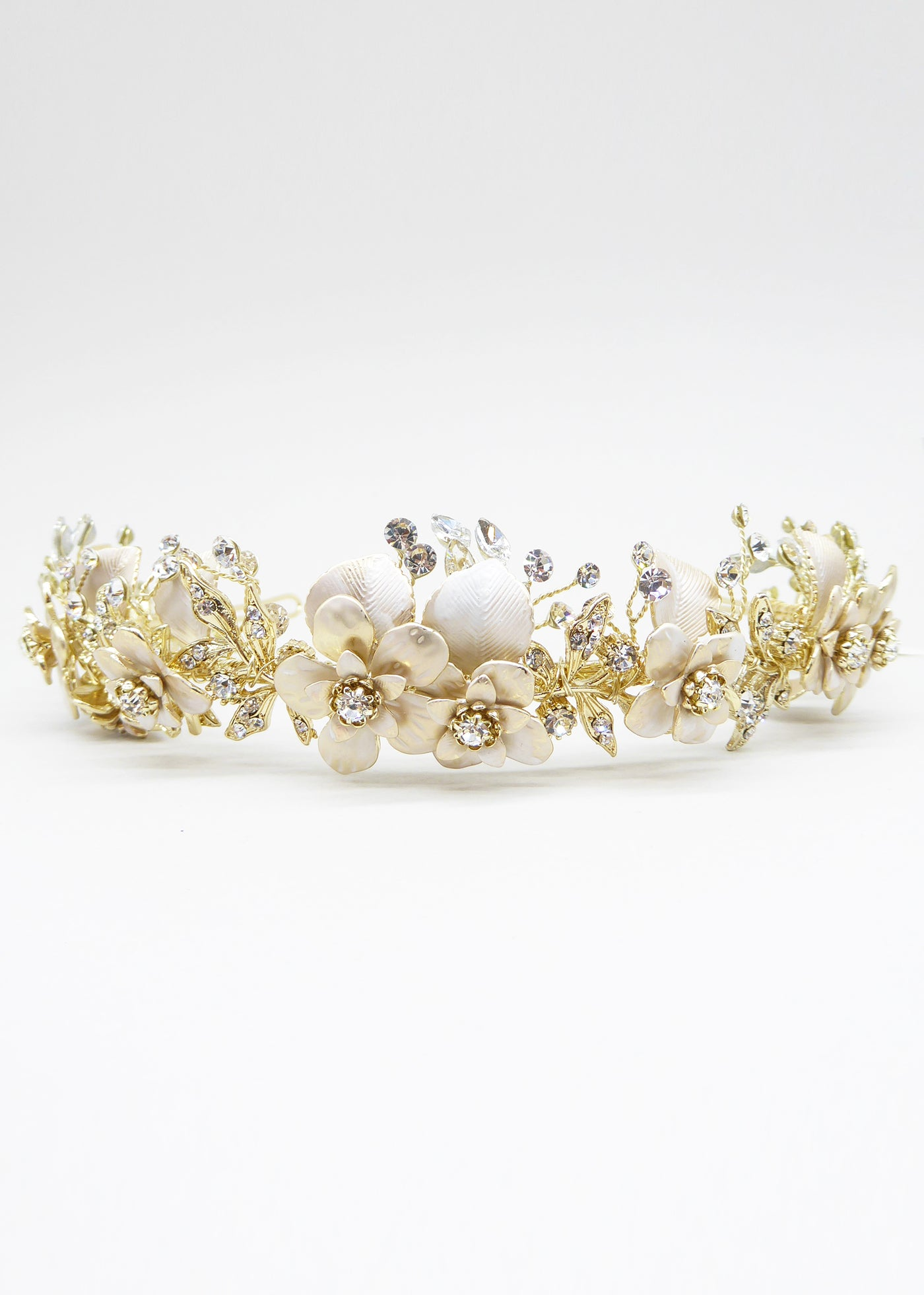 Sweet Bliss Crown - Headpiece - Eternal Bridal - Eternal Bridal