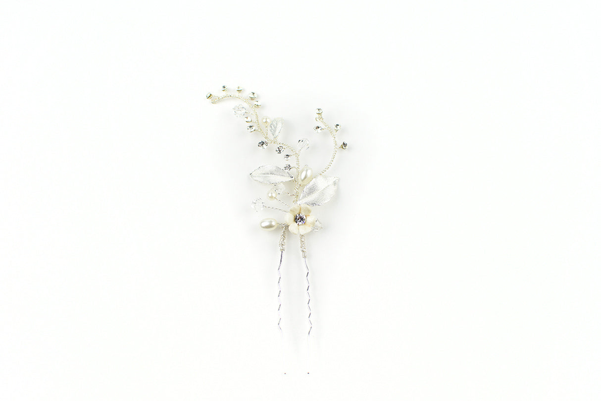 Cambridge Pin, Headpiece, Eternal Bridal - Eternal Bridal