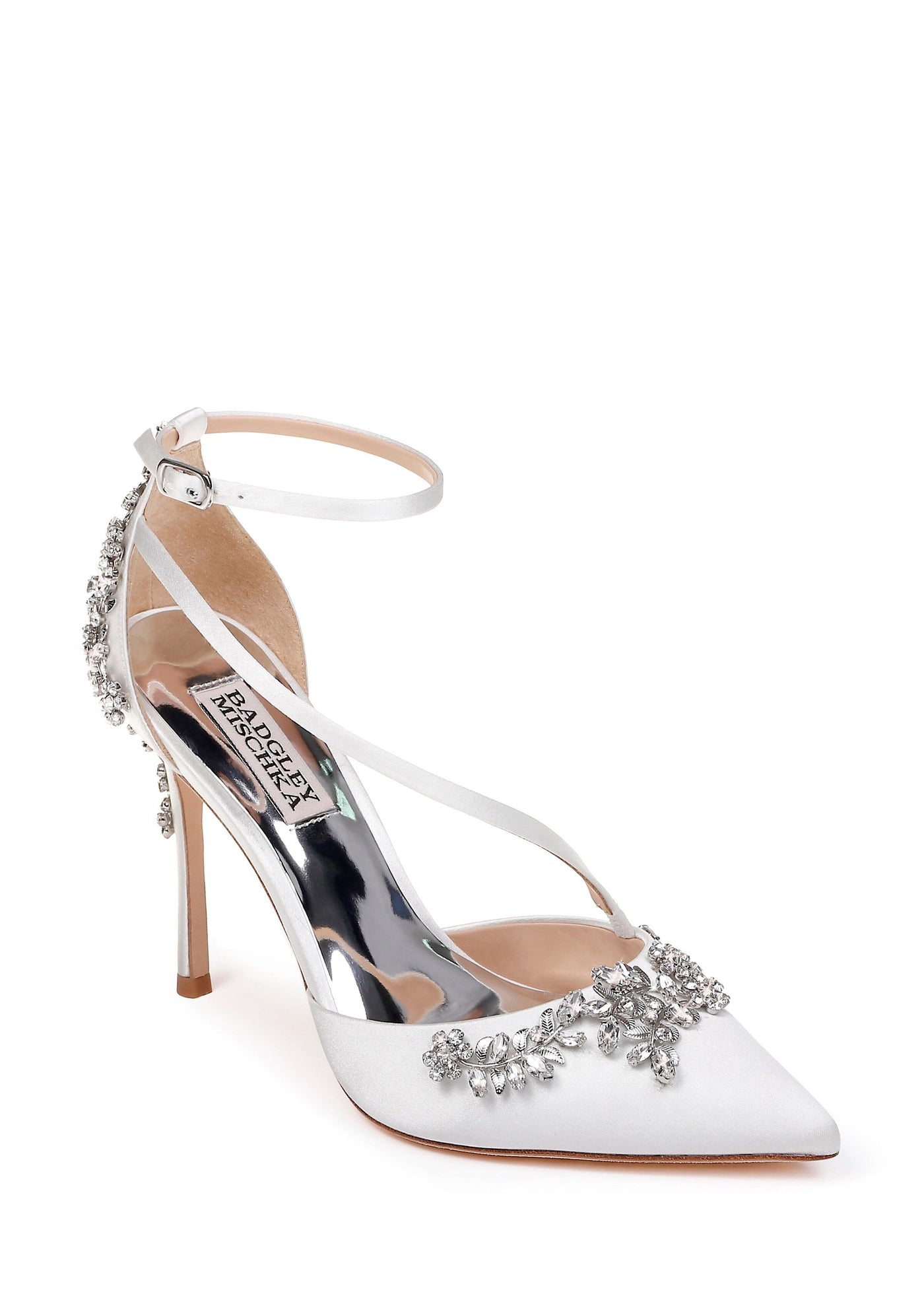 Faith - Last Pair, Shoes, Badgley Mischka - Eternal Bridal