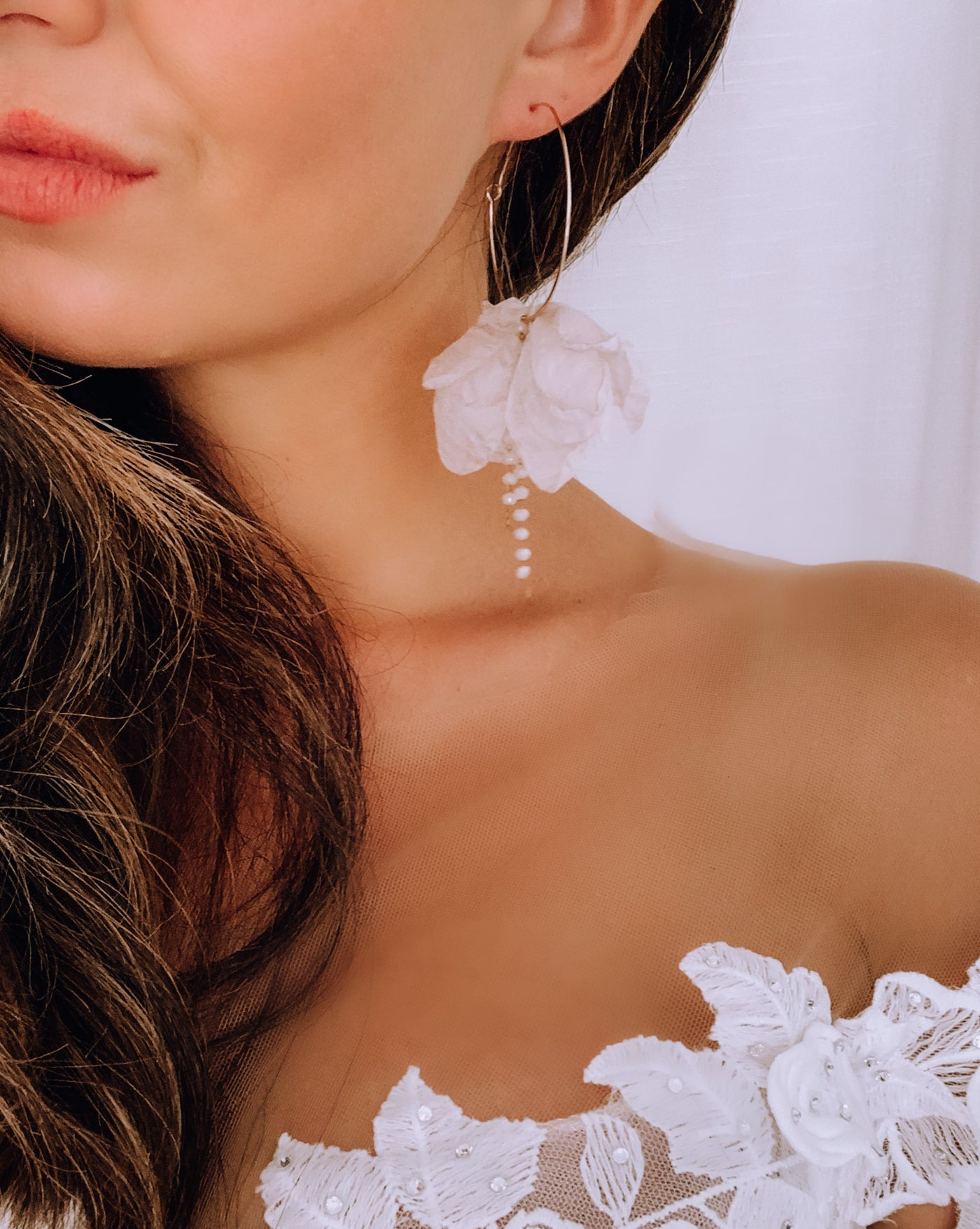 Primrose - Ivory, Jewellery, Eternal Bridal - Eternal Bridal