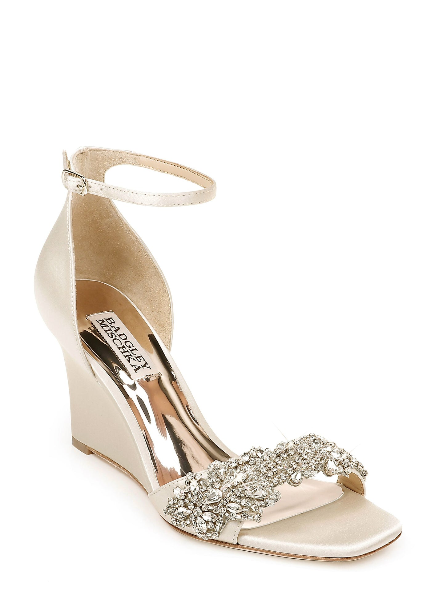 Aliyah - Coming Soon, Shoes, Badgley Mischka - Eternal Bridal