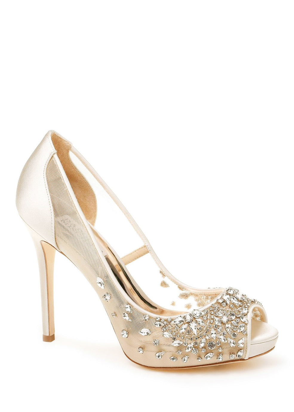 Pepper - Shoes - Badgley Mischka - Eternal Bridal