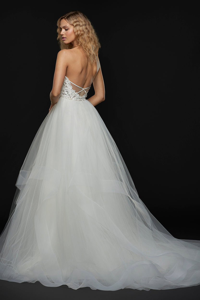 Dayton, Gown, Blush by Hayley Paige - Eternal Bridal