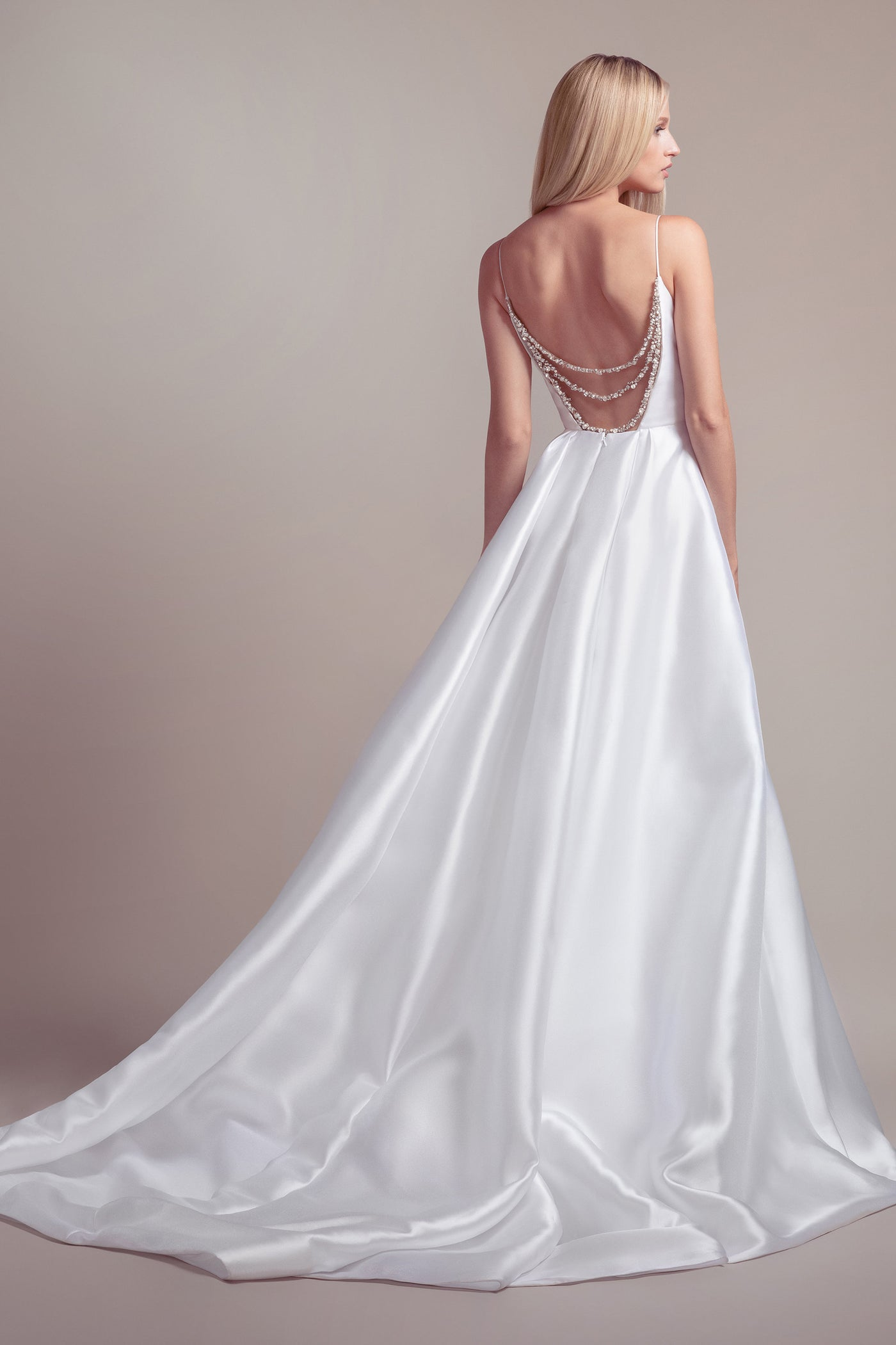 Vanna - New, Gown, Blush by Hayley Paige - Eternal Bridal