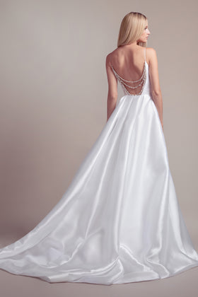 Vanna, Gown, Blush by Hayley Paige - Eternal Bridal