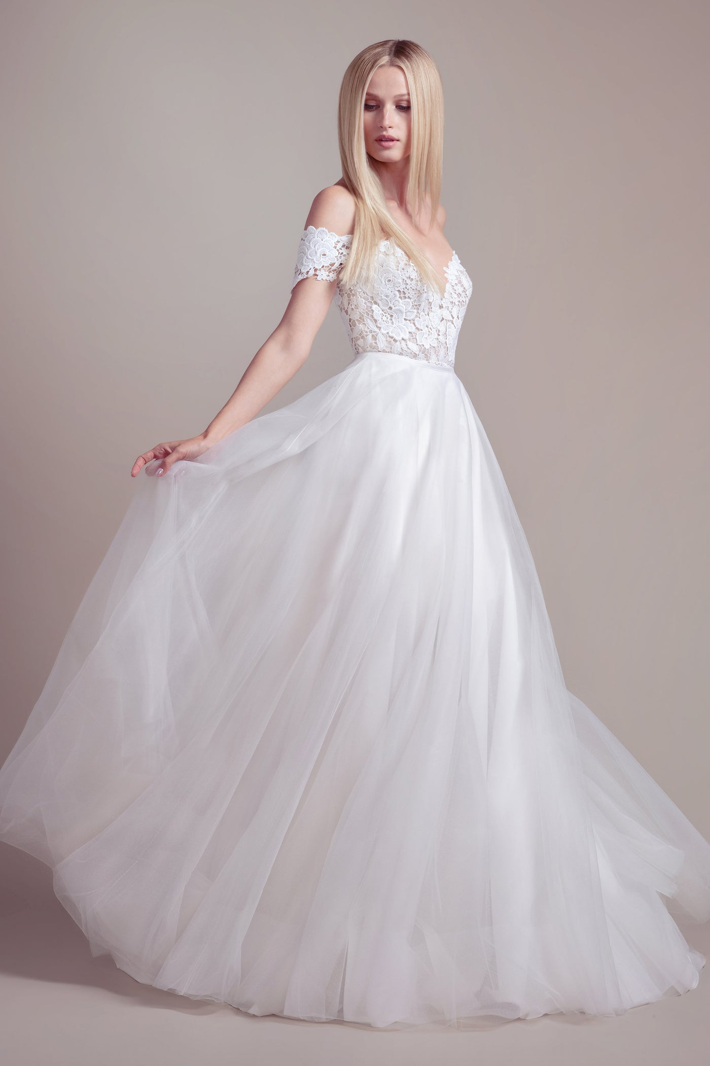 Jojo - Coming Soon, Gown, Blush by Hayley Paige - Eternal Bridal