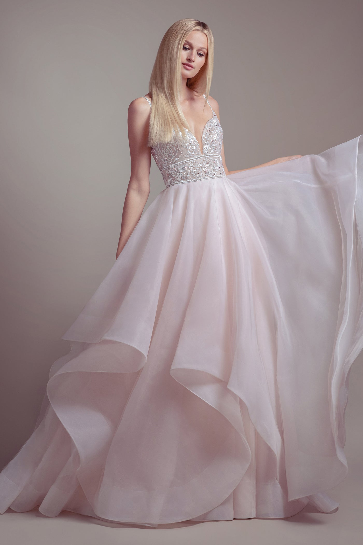 30f129d09cfe Blush by Hayley Paige - Exclusive to Eternal Bridal