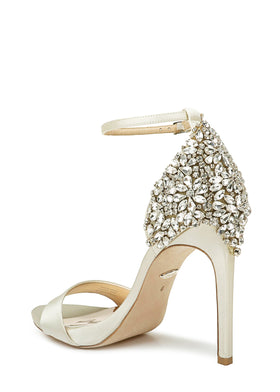 Eleanor, Shoes, Badgley Mischka - Eternal Bridal