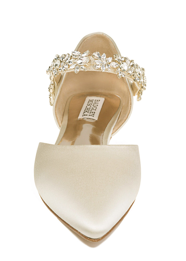 Erin - Coming Soon, Shoes, Badgley Mischka - Eternal Bridal