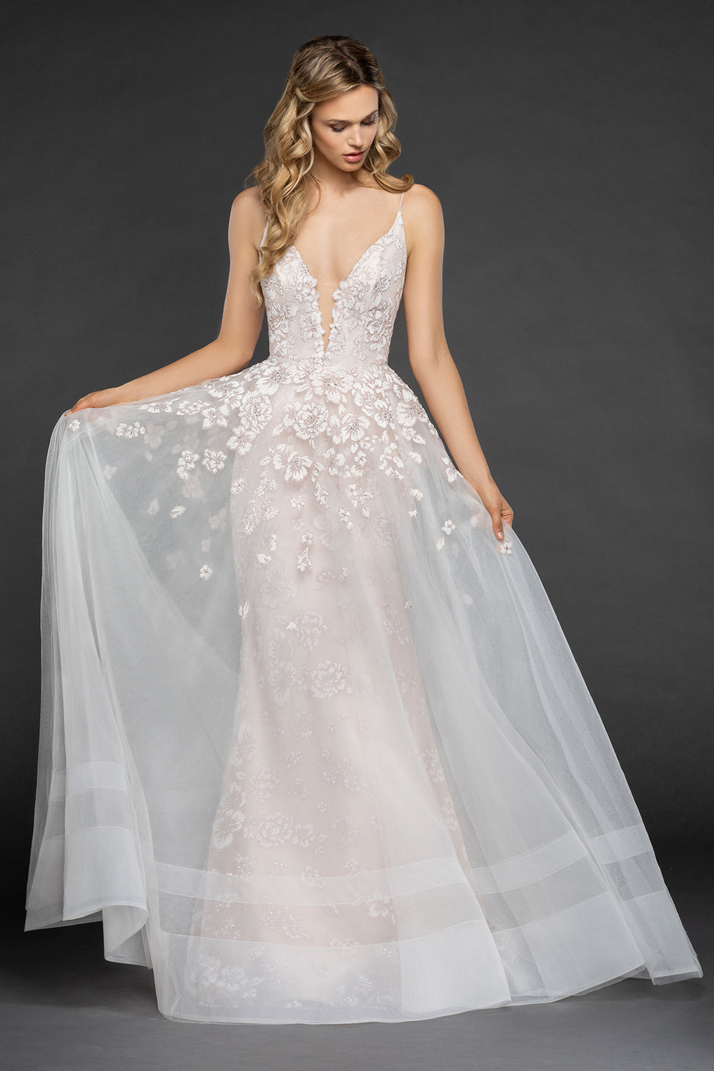 Kaitlyn, Gown, Hayley Paige - Eternal Bridal
