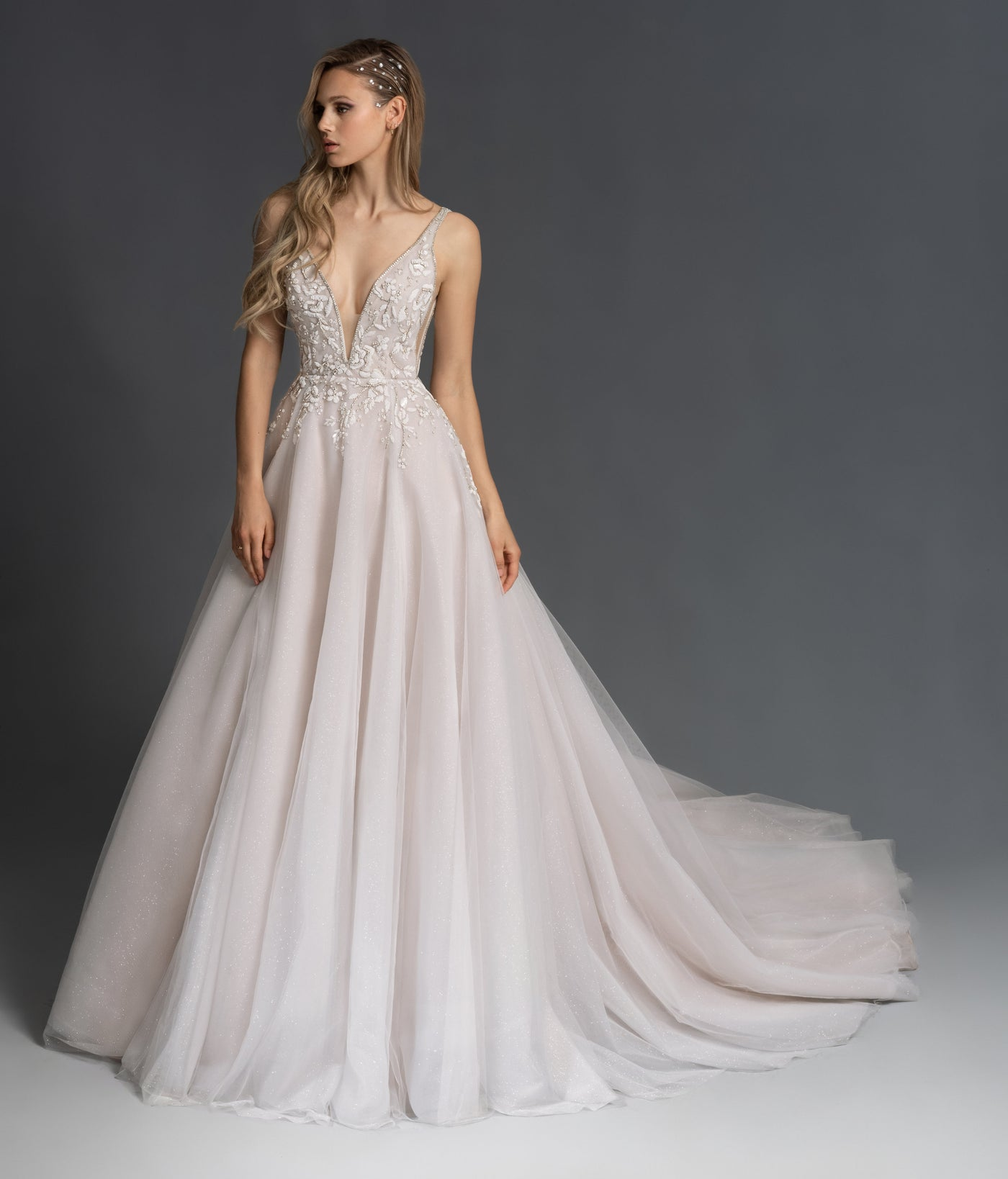 Lauren - New, Gown, Hayley Paige - Eternal Bridal