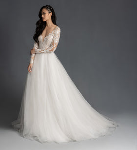 Mulan, Gown, Hayley Paige - Eternal Bridal