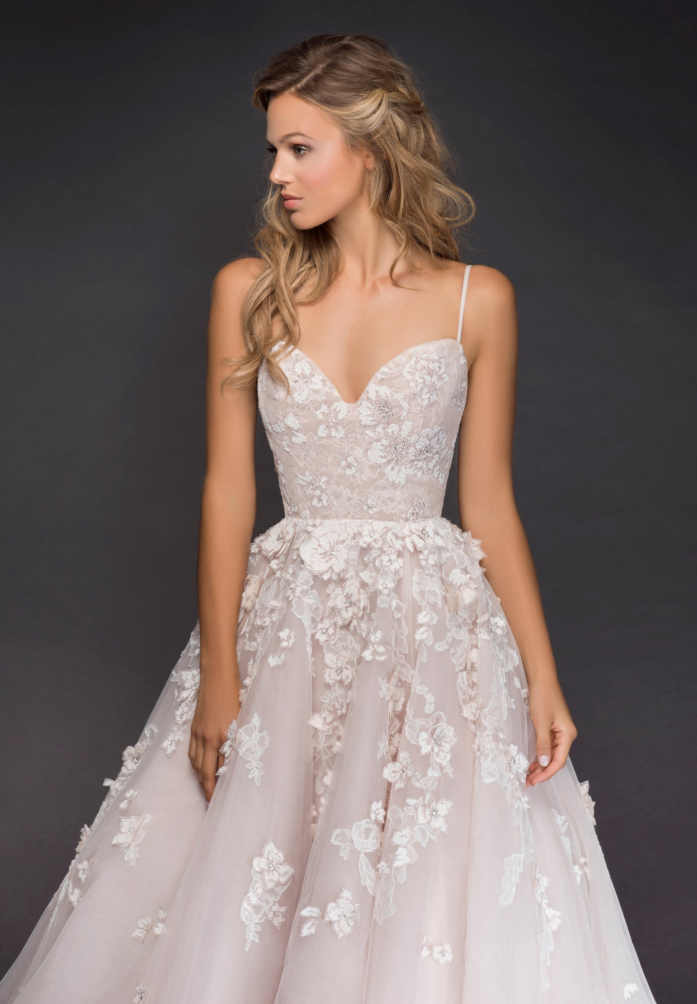 Arden, Gown, Hayley Paige - Eternal Bridal