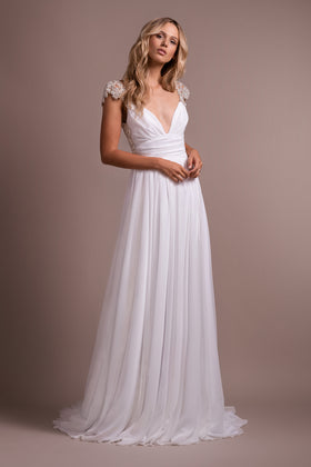 Kemper - New, Gown, Hayley Paige - Eternal Bridal