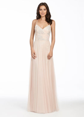 Jessie, Bridesmaid Dress, Hayley Paige Occasions - Eternal Bridal