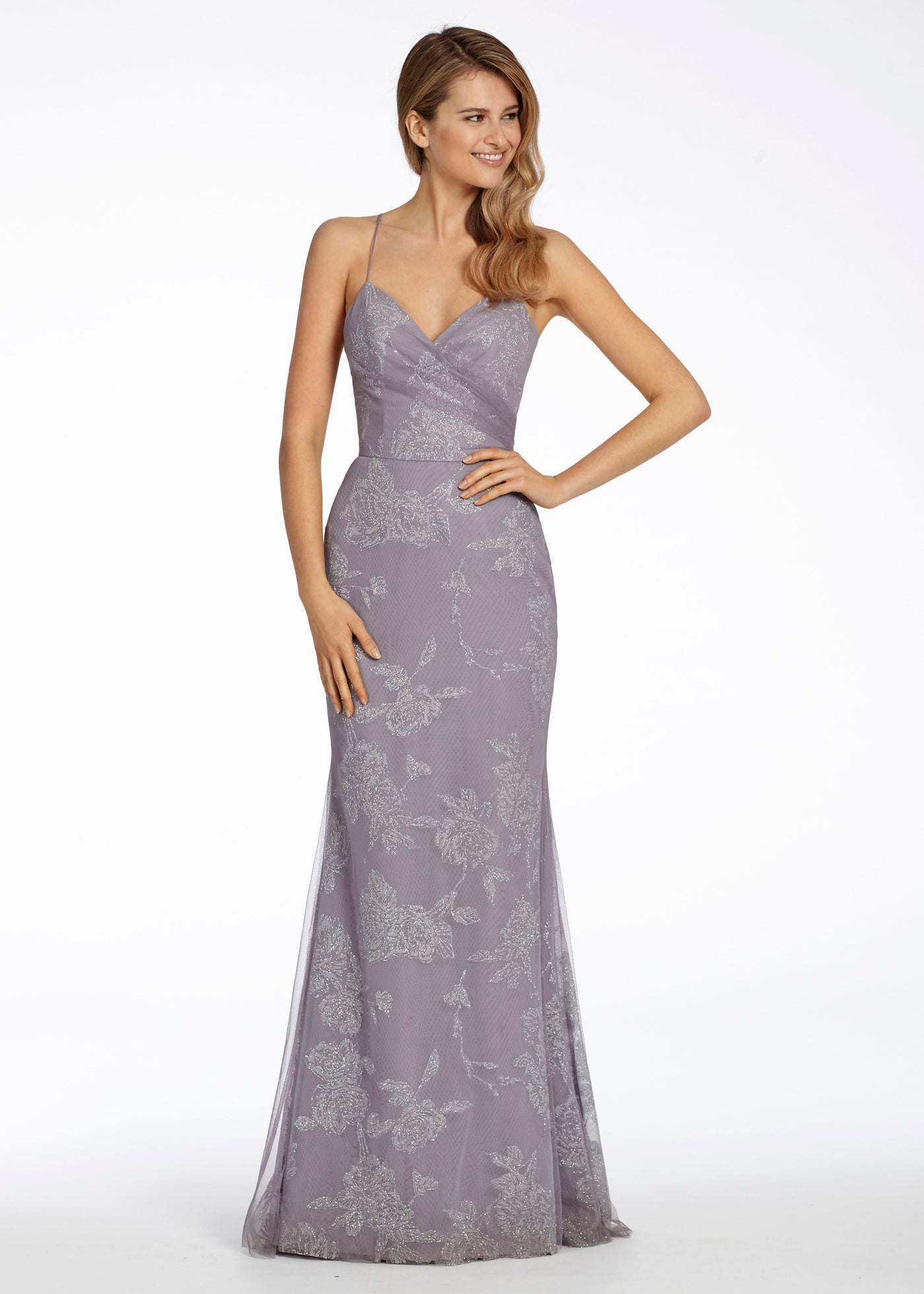 Spencer, Bridesmaid Dress, Hayley Paige Occasions - Eternal Bridal