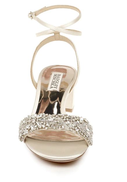 Jada, Shoes, Badgley Mischka - Eternal Bridal