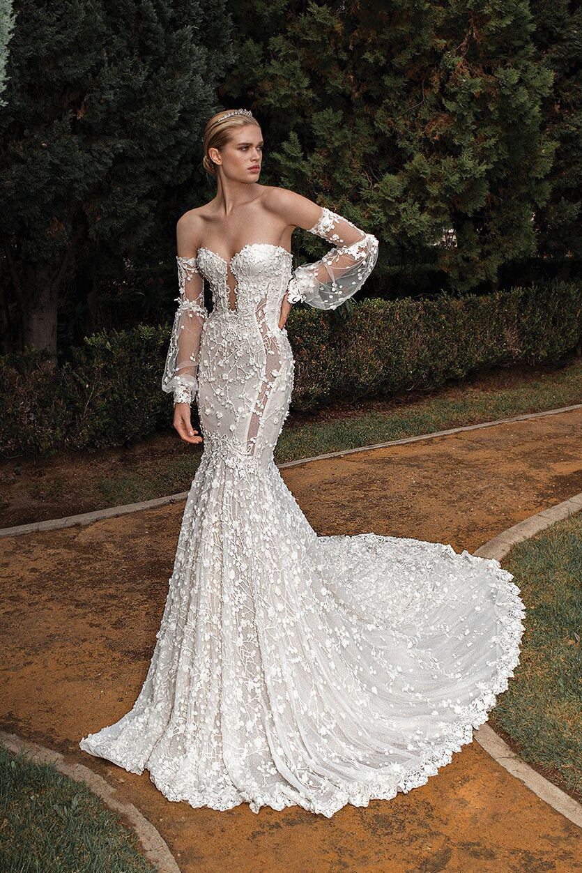 Camilla, Gown, Galia Lahav Haute Couture - Eternal Bridal