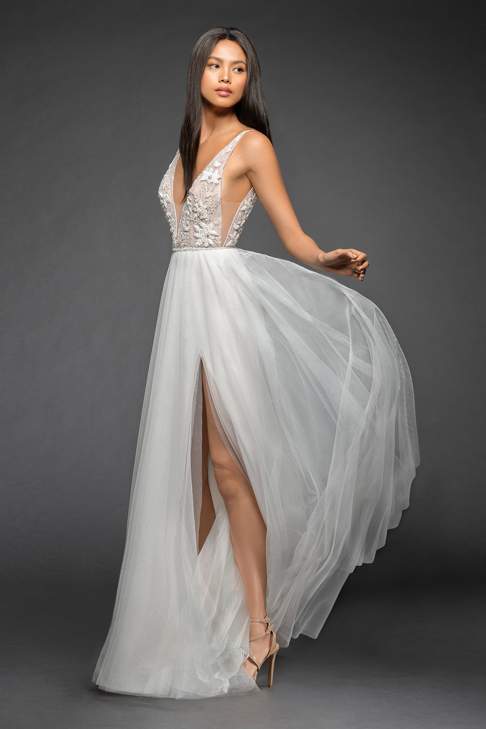 Roxana, Gown, Lazaro - Eternal Bridal