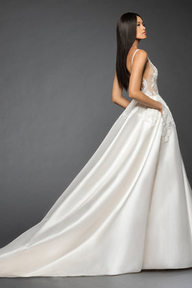 Rufina - New, Gown, Lazaro - Eternal Bridal