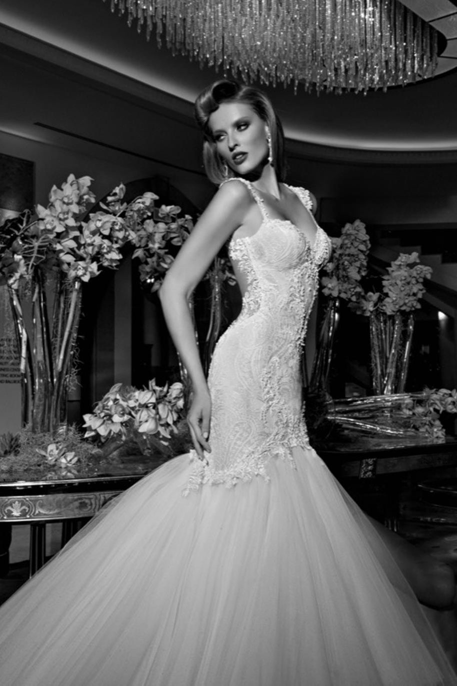 Loretta, Gown, Galia Lahav Haute Couture - Eternal Bridal