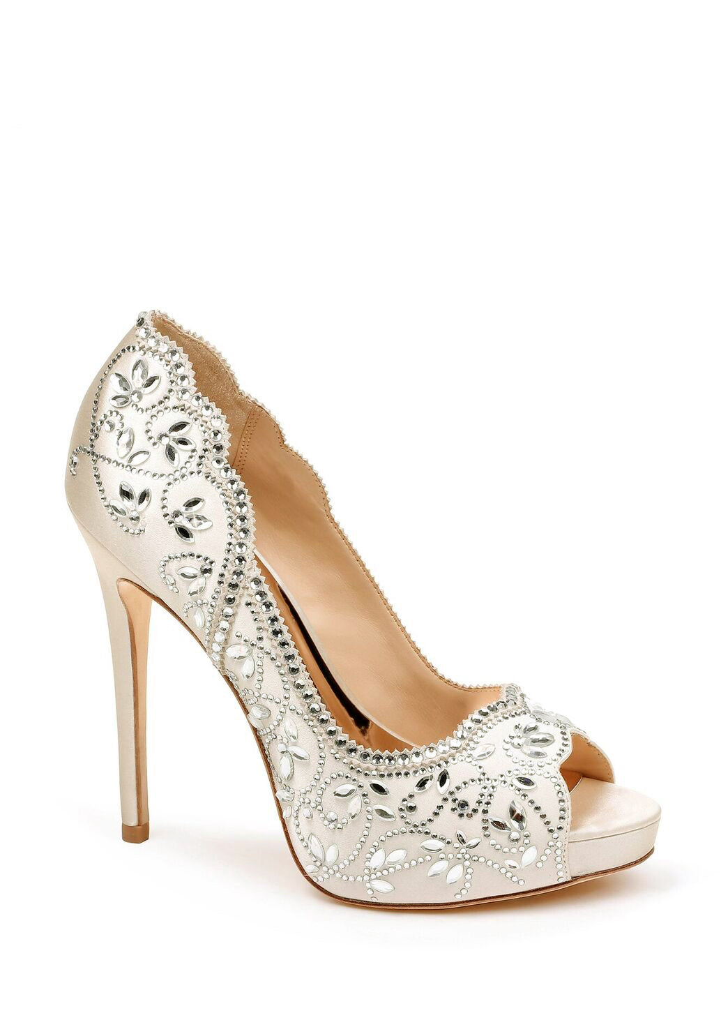 d11ed4c8b223 Badgley Mischka Wedding Shoes - Eternal Bridal