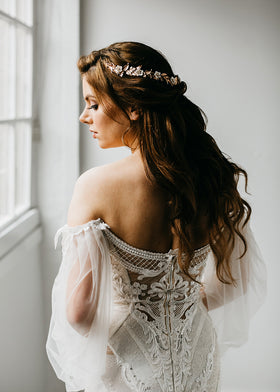 Romance Vine, Headpiece, Eternal Bridal - Eternal Bridal