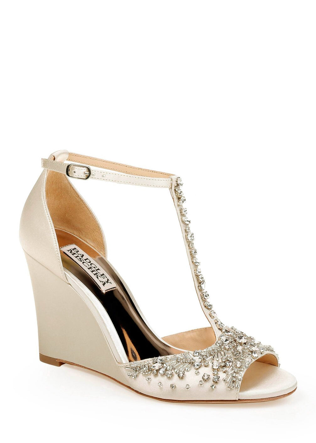 Sarah, Shoes, Badgley Mischka - Eternal Bridal