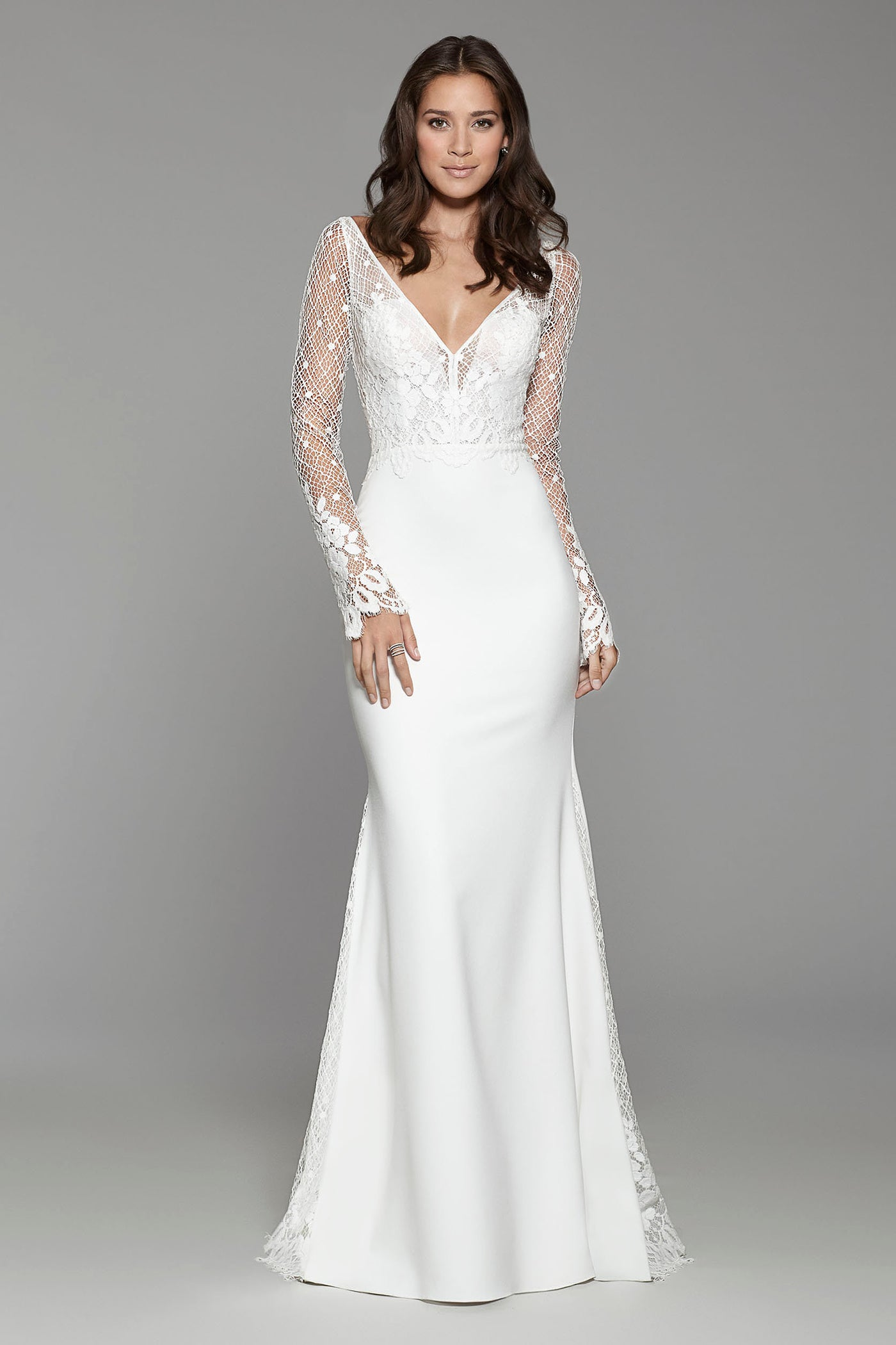 Gardenia, Gown, Tara Keely by Lazaro - Eternal Bridal