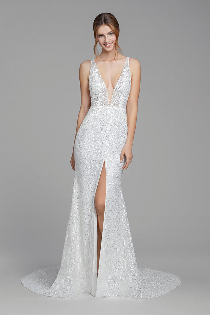 Maria - New, Gown, Tara Keely by Lazaro - Eternal Bridal