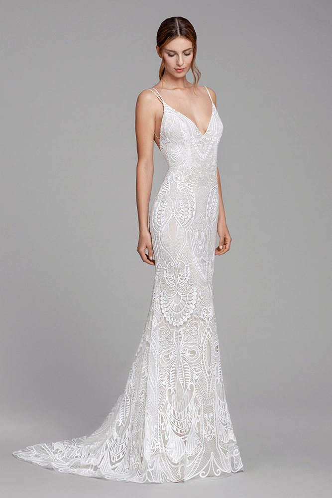 Rosalina - New, Gown, Tara Keely by Lazaro - Eternal Bridal